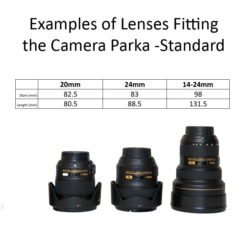 Camera Parka Pro