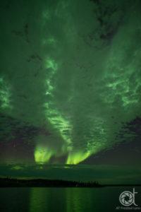 Aurora Borealis, 11:37pm